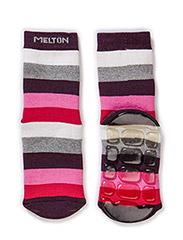 ABS Sock, Colour stripe - Boysen Berry