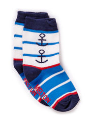 Babysock, Anchor - Deep blue