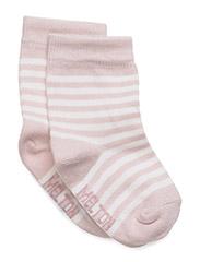 Babysock - Uni Stripes - 506/HUSHEDVIOLET