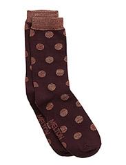 Sock, Dots w/Lurex - FIG