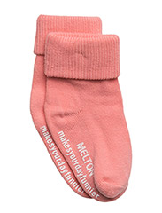 Basic Sock ABS - 616/SALMONROSE