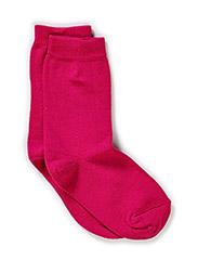 Sock , plain colour - 523/CASIS