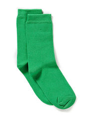 Sock , plain colour - 325/GRASS GREEN