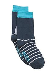 Sock - Shark - 281/NAVY