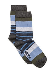 Sock - Multi Stripe - 276/MELANGETAHITI