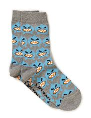 Boy socks, Zwops - Light grey melange