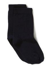 Classic, Basic Wo/Co Sock - 285/Marine