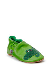 Leathershoe, Crocco - Bright Green