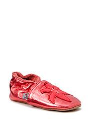 Leathershoe, Lily - Dark pink