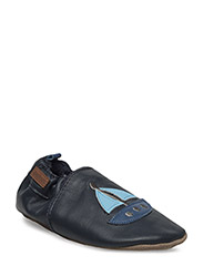Leathershoe - Sailboat - 287/BLUENIGHTS