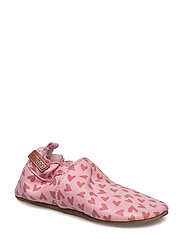 Leather shoe - Loafer with Print - 503/BLUSHROSE