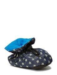 Booties Cotton, Stars - Hawaiin Ocean