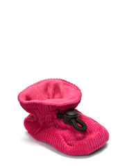 Bootees Cotton Corduroy - 525/PINK
