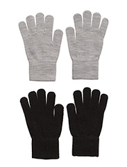 2-Pack, Gloves - 190/Black
