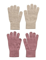2-Pack, Gloves - 713/VERYGRAPE
