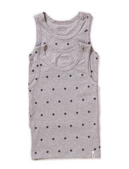 Numbers, 2-pk AOP Boys Top - 155/GRAPHITE GREY