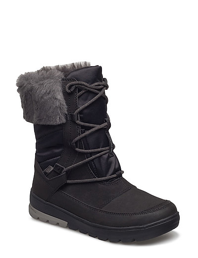 Aura Mid Lace Polar Wtpf Black