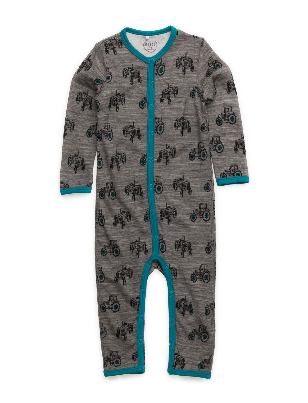 Ulde, Suit MeToo Langærmede bodies til Børn i