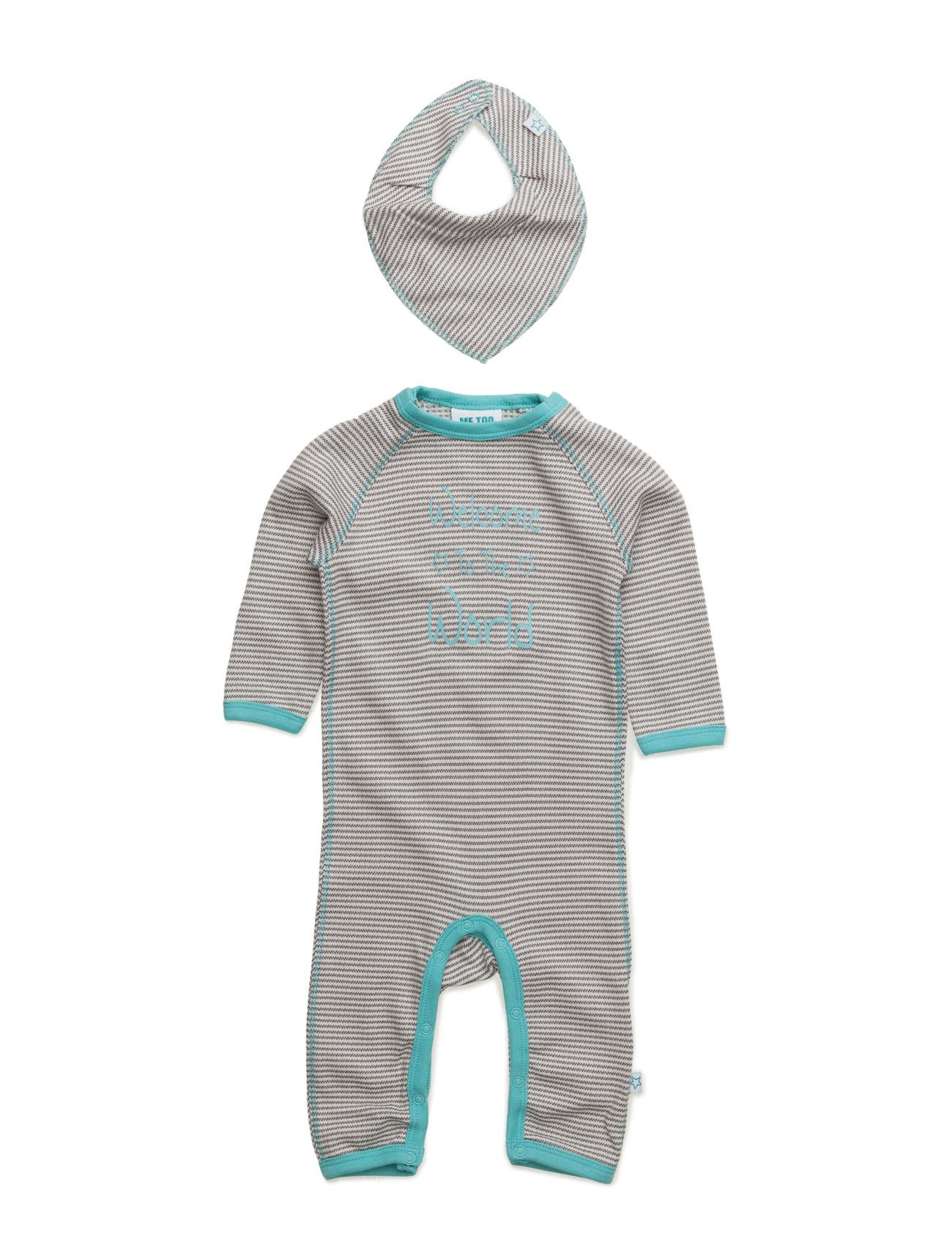 True 155, Gift Box W/ Suit/Bib MeToo #I/T til Børn i
