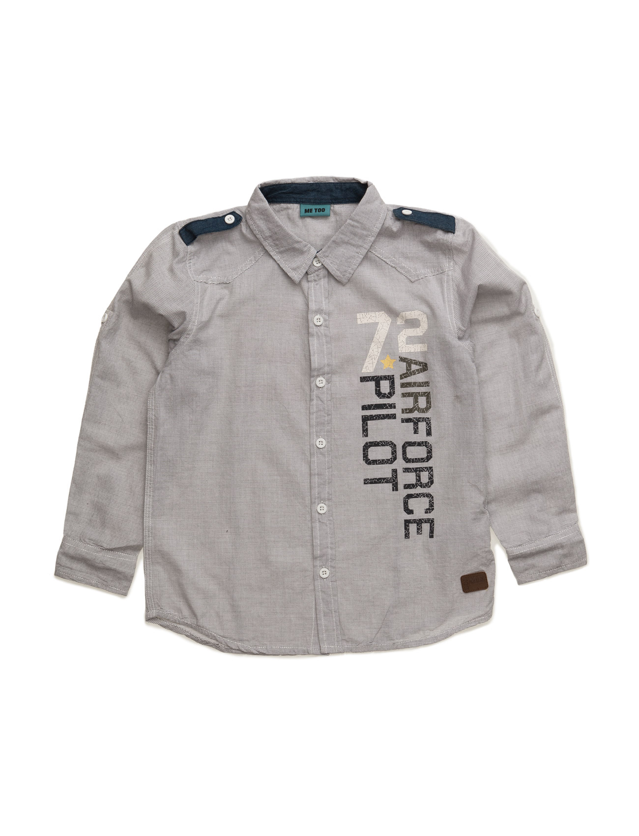 Hodja 135, Shirt MeToo  til Børn i Dress Blues