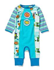 MeToo KISSY BABY LS SUIT