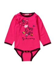 HARLEY BABY LONG SLEEVE BODY - CABARET