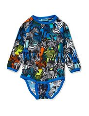 HABIBI BABY LONG SLEEVE BODY - TURKISH SEA