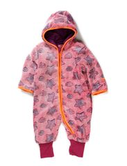 INDEE BABY A TERRY WHOLESUIT - AZALEA PINK