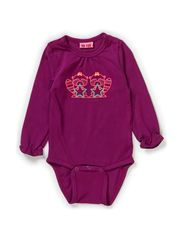 IMAYA BABY LONG SLEEVE BODY - PHLOX