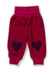 LEX BABY FROTE PANTS - FESTIVAL FUCHSIA