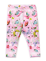 OLLA BABY PANTS - BELL FLOWER