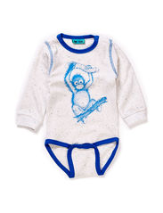 NUR BABY LS BODY - PRINCESS BLUE
