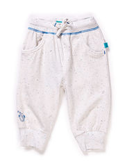 NUR BABY PANTS - PRINCESS BLUE
