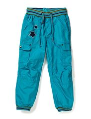BORA MINI B CARGO PANTS - tile blue