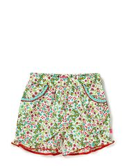 FRIA MINI B SHORTS - bright white