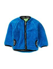 ROLA MINI B TEDDY CARDIGAN - ELECTRIC BLUE LEMONA