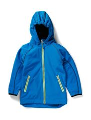 ROALD MINI B SOFTSHELL - ELECTRIC BLUE LEMONA