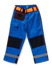 ISMO MINI B PANTS - TURKISH SEA