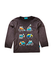 OLI MINI B LS TOP - ASPHALT