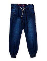 MOLLY BAM BAGGY JEANS - DENIM