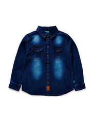 NOR BAM DENIM SHIRT - DENIM