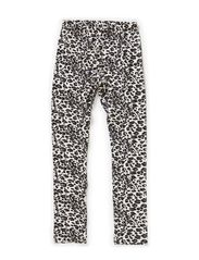 GULZAR MINI LEGGINGS  LEOPARD - LEOPARD GREY