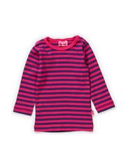 GAGGA BABY LONG SLEEVE TOP - BEETROOT PURPLE