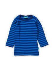 GAGGA BABY LONG SLEEVE TOP - BLUE DEPTHS