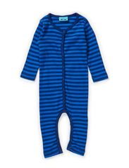 GAGGA BABY LONG SLEEVE SUIT - BLUE DEPTHS