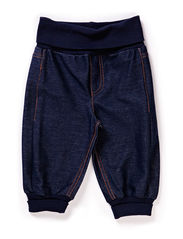 GINE BABY SW. PANTS - DARK DENIM