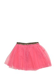 Gerda, Mini Skirt Tulle - KNOCKOUT PINK