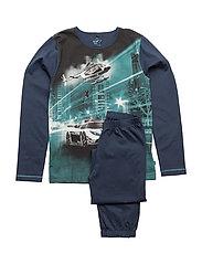 4566 - Photo - Nightwear - DRESS BLUES