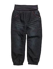 402 - Pants Denim - DARK BLUE DENIM