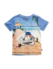 T-shirt SS Turtle - Federal Blue